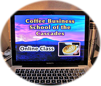 Online Virtual Coffee School